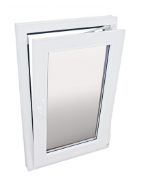 Fenêtre PVC blanc gauche 86...