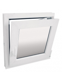 Fenêtre PVC blanc droite 56...