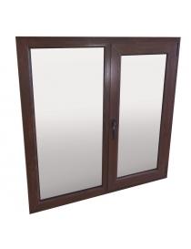 Fenêtre PVC droite 116 x...
