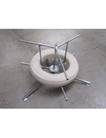 Support rotatif pour tuyau...