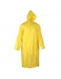 Veste imperméable jaune...