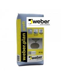Chape auto-nivelante Weber...