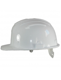 Casque de protection blanc EC3