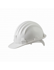 Casque de protection blanc