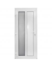 Porte extérieure en PVC...