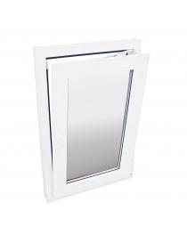 Fenêtre en PVC blanc 4...