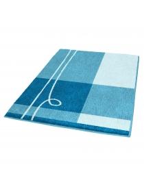 Tapis de bain Tivoli, bleu,...