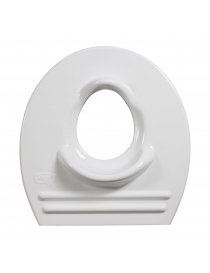 Siège de WC enfant blanc...