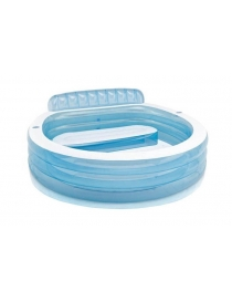 Piscine gonflable, 224 x...