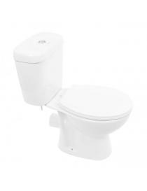 WC - sortie horizontale -...