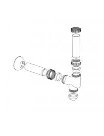 Siphon de bidet sans valve...