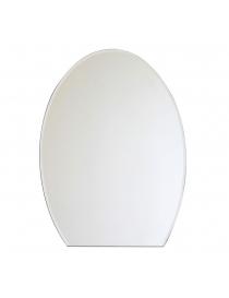 Miroir décoratif ovale 45 x...