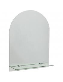 Miroir + 1 étagère de salle...