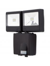 Projecteur 2 LED avec capteur