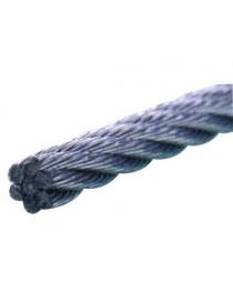Câble d'acier galvanisé  Ø...