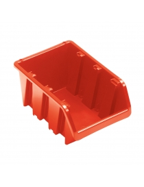 Boîte de rangement rouge...