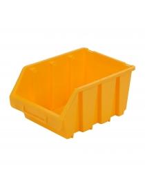 Boîte de rangement jaune...