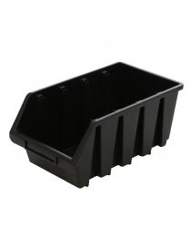 Boîte de rangement noire...