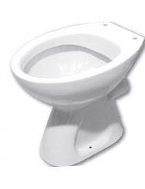 WC à sortie horizontale