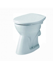 WC - sortie horizontale