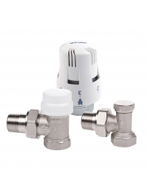 Kit robinet thermostatique...