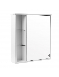 Miroir et armoire avec 1...