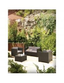 Set de meubles de jardin en...