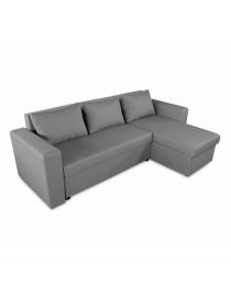 Canapé d'angle extensible à...