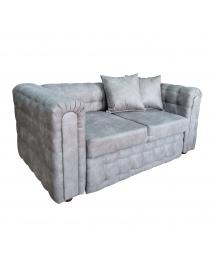Canapé fixe à 2 places,...
