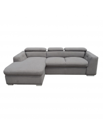 Canapé d'angle gris  260 x...