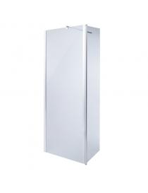 Paroi de douche avec porte...