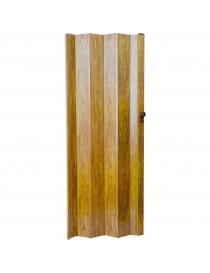 Porte accordéon décor bois...