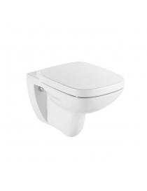 WC mural blanc Roca Debba