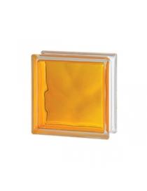 Brique en verre 19 x 19 x 8 cm