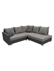 Canapé d'angle gris  221 x...