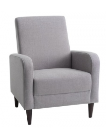 Fauteuil  GED gris 70 x 90...