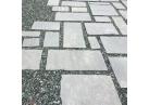 Pierres naturelles (mosaïque, marbre, granit)