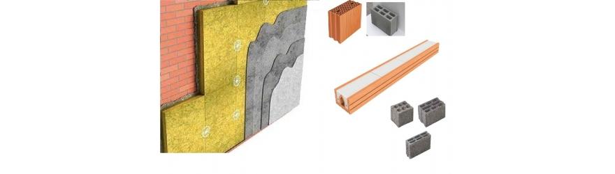 Murs et façades extérieurs
