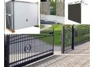 Clôtures, balustrades, portails, portes de garage