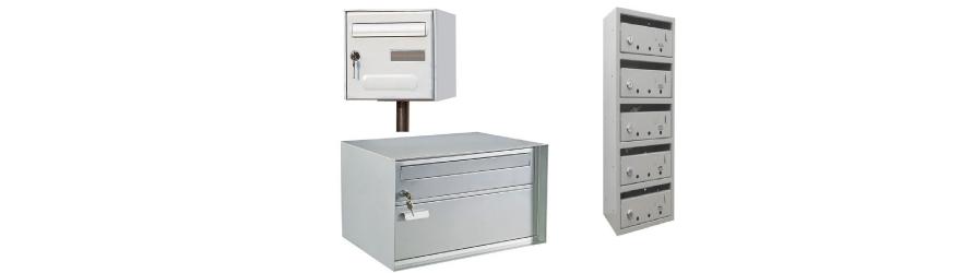 Boîtes et boîtes aux lettres