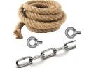 Cordes, chaînes et accessoires