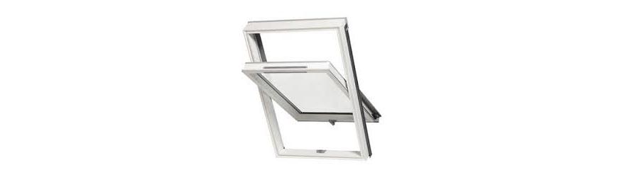 Fenêtre de toit en PVC à rotation