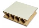 Portes en bois structure tubulaire