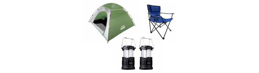 Articles pour camping