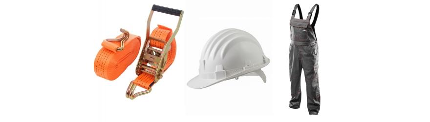 Sécurité, protection, vêtements de travail