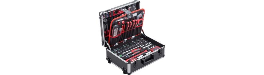 Caisses à outils complètes