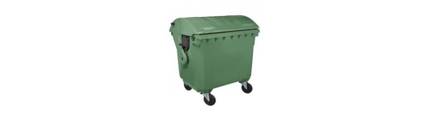 Conteneurs et poubelles