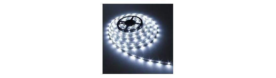Bandes et accessoires LED