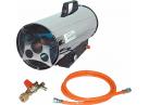Chauffage au gaz ou au diesel