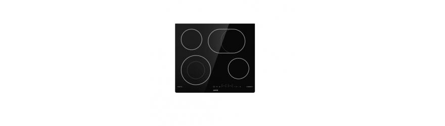 Plaques vitrocéramiques par induction